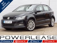 USED 2013 13 VOLKSWAGEN POLO 1.4 BLUEGT 5d 140 BHP 1/2 LEATHER CRUISE CONTROL FSH