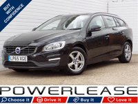 2016 VOLVO V60 2.0 D2 BUSINESS EDITION 5d 118 BHP £9489.00