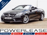 USED 2015 65 MERCEDES-BENZ E CLASS 2.1 E220 BLUETEC AMG LINE PREMIUM 2d AUTO 174 BHP RARE PREMIUM MODEL HUGE SPEC