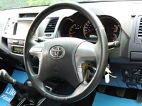 USED 2015 65 TOYOTA HI-LUX 3.0 INVINCIBLE 4X4 D-4D DCB 1d 169 BHP 1 OWNER FTSH A/C VERY CLEAN TRUCK