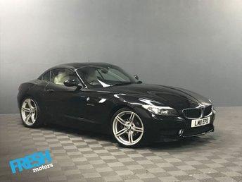 2011 BMW Z4 2.5 Z4 SDRIVE 23I M SPORT ROADSTER  £12370.00