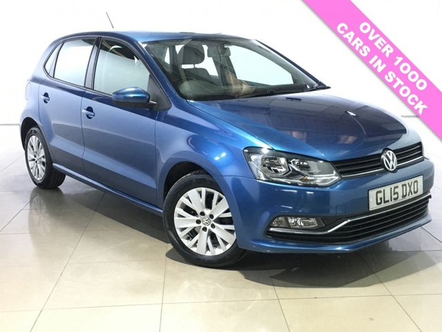 View our 2015 15 VOLKSWAGEN POLO 1.0 SE 5d 74 BHP