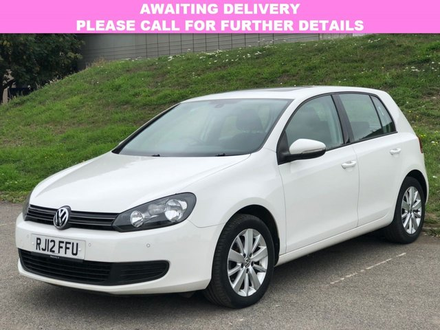 View our 2012 12 VOLKSWAGEN GOLF 2.0 MATCH TDI DSG 5d AUTO 138 BHP