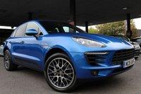 2015 PORSCHE MACAN 3.0 D S PDK 5d AUTO 258 BHP £34990.00