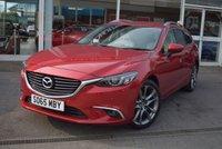 2015 MAZDA 6 2.0 SPORT NAV 5d 163 BHP £15890.00