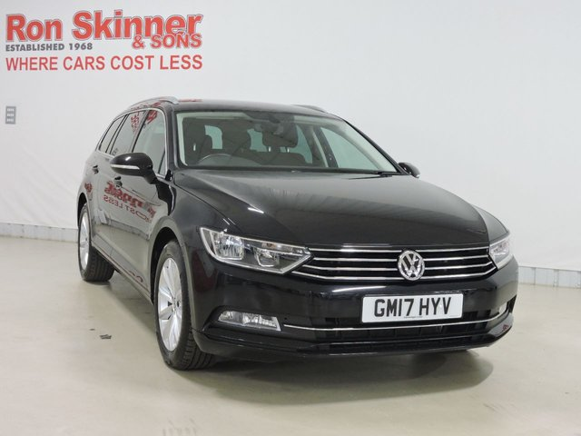 View our 2017 17 VOLKSWAGEN PASSAT 2.0 SE BUSINESS TDI BLUEMOTION TECHNOLOGY 5d 148 BHP