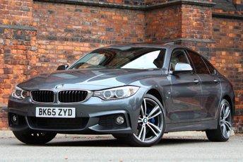 2015 BMW 4 SERIES 3.0 435d M Sport Gran Coupe xDrive 5dr £25977.00