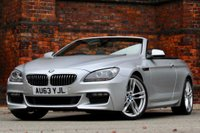 USED 2013 63 BMW 6 SERIES 3.0 640d M Sport (s/s) 2dr **NOW SOLD**