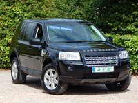 2010 LAND ROVER FREELANDER 2.2 TD4 E GS 5d 159 BHP £9970.00