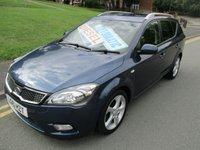 2011 KIA CEED 1.6 CRDI 3 SW 5d AUTO 114 BHP £SOLD
