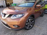 USED 2016 65 NISSAN X-TRAIL 1.6 DCI N-TEC 5d 130 BHP Stunning SUV, 7 Seater Version, FSH, 1 Owner, No Deposit Finance Available