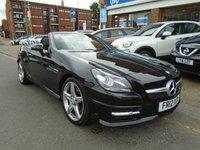 2012 MERCEDES-BENZ SLK 1.8 SLK200 BLUEEFFICIENCY AMG SPORT 2d AUTO 184 BHP £11794.00