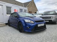 USED 2009 09 FORD FOCUS RS MR375 2.5 3dr ( 375 bhp ) Mountune MR375 Upgrade & Exhaust System Maxton Design Kit