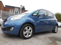 USED 2014 14 KIA VENGA 1.6 CRDI 3 ECODYNAMICS 5d 114 BHP ONE OWNER FROM NEW £30 ROAD TAX