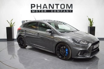 2016 FORD FOCUS 2.3 RS 5d 346 BHP £26490.00