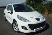 2009 PEUGEOT 207 1.6 SPORT HDI 3d 90 BHP LOW ROAD TAX £2895.00