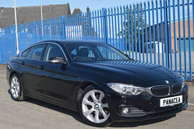 2014 64 BMW 4 SERIES 2.0 428I LUXURY GRAN COUPE 4d AUTO 242 BHP