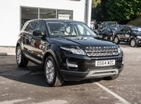 2014 LAND ROVER RANGE ROVER EVOQUE 2.2 SD4 PURE TECH 5d 190 BHP £21890.00