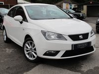 USED 2014 64 SEAT IBIZA 1.4 TOCA 3d 85 BHP LOVELY LOW MILEAGE IBIZA TOCA