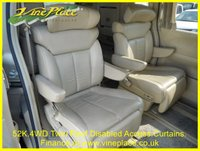 2005 NISSAN ELGRAND XL 3.5 4WD  Auto 7 Seat with Leather and Power Curtains, XENON  £8500.00