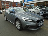 2016 VOLVO V40 2.0 D2 CROSS COUNTRY PRO 5d AUTO 118 BHP £13994.00