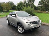 2013 NISSAN JUKE 1.6 ACENTA PREMIUM 5d AUTO 117 BHP £7480.00