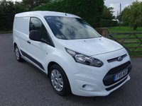 2015 FORD TRANSIT CONNECT 200 TREND 1.6 TDCI 95 BHP £9995.00