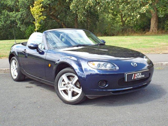 2006 56 MAZDA MX-5 2.0 I 2d 160 BHP