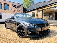 2016 BMW 4 SERIES 3.0 435D XDRIVE M SPORT 2d AUTO 309 BHP £26390.00