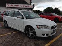 2011 VOLVO V50 1.6 DRIVE SE EDITION S/S 5d 113 BHP £4499.00