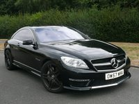 2008 MERCEDES-BENZ CL 65 AMG MERCEDES BENZ CL65 AMG V12 BI TURBO 604 BHP AUTO COUPE £29995.00