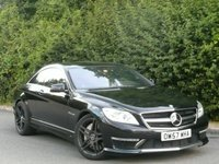 USED 2008 57 MERCEDES-BENZ CL 65 AMG MERCEDES BENZ CL65 AMG V12 BI TURBO 604 BHP AUTO COUPE