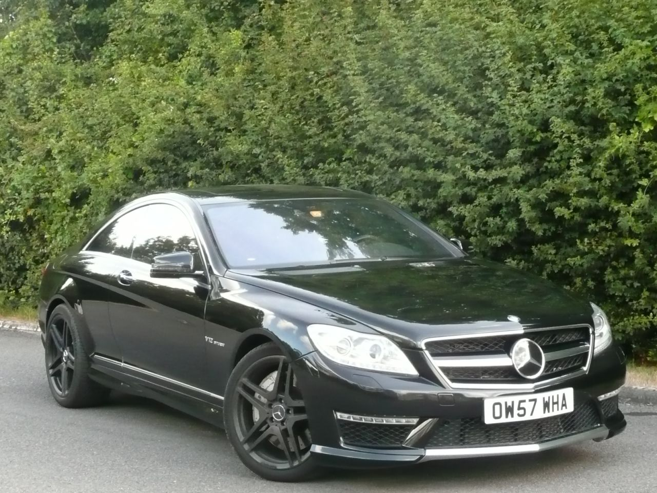 Mercedes Benz Cl 65 Amg Mercedes Benz Cl65 Amg V12 Bi Turbo 604 Bhp