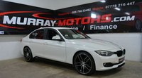 USED 2015 BMW 3 SERIES 2.0 320D EFFICIENTDYNAMICS 4DOOR AUTO 161 BHP
