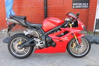 USED 2006 06 TRIUMPH DAYTONA 675  *3mth Warranty, Long MOT, Just Been Serviced* FSH,  Finance Available
