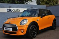 2014 MINI HATCH COOPER 1.5 3dr MEDIA XL NAV CHILLI £11350.00
