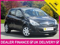 USED 2013 62 VAUXHALL CORSA 1.3 CDTI ECOFLEX EXCLUSIV AIR CON 5DR £20 ROAD TAX AIR CONDITIONING STOP/START