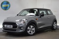 USED 2017 17 MINI HATCH COOPER 1.5 COOPER 3d 134 BHP