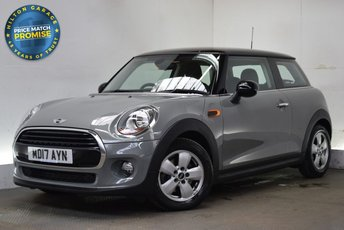2017 MINI HATCH COOPER 1.5 COOPER 3d 134 BHP £11490.00