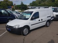 2008 VAUXHALL COMBO 2000 1.3 CDTi Direct From BT With History £3995.00