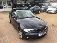 2012 BMW 1 SERIES 2.0 118D SPORT PLUS EDITION 2d 141 BHP £8995.00