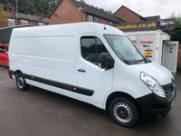 2017 RENAULT MASTER 2.3 DCI 130 BHP, LM35 BUSINESS MODEL, LONG WHEEL BASE, ONLY 22,000 MILES, JUST HAD FULL SERVICE AT MAIN DEALER, WARRANTY UNTIL 09/2020  £12500.00