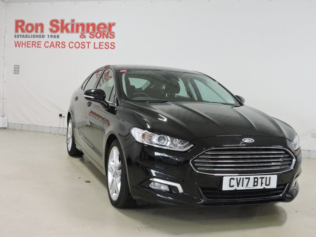 View our 2017 17 FORD MONDEO (120)   2.0 TITANIUM TDCI 5d 148 BHP