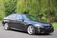 2011 BMW 5 SERIES 3.0 530D M SPORT 4d AUTO 242 BHP £13750.00