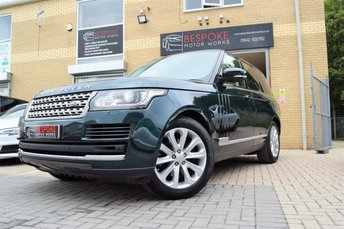 2016 LAND ROVER RANGE ROVER 3.0 TDV6 VOGUE AUTOMATIC £51995.00