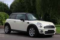 2010 MINI HATCH COOPER 1.6 COOPER D 3d 108 BHP £5990.00