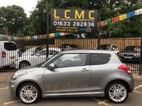 2015 SUZUKI SWIFT 1.6 SPORT 3d 134 BHP £8499.00