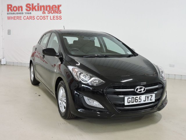 View our 2015 65 HYUNDAI I30 1.6 CRDI SE BLUE DRIVE 5d 109 BHP