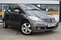USED 2011 60 MERCEDES-BENZ A CLASS 1.7 A180 AVANTGARDE SE 5d AUTO 116 BHP COMES WITH 6 MONTHS WARRANTY