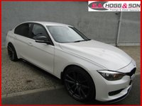 2014 BMW 3 SERIES 320D EFFICIENTDYNAMICS BUSINESS 4dr AUTO  £12495.00
